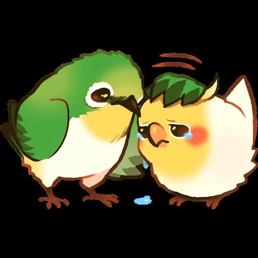 Bird2 - Sticker 18