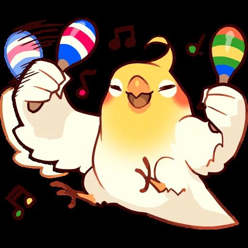 Bird2 - Sticker 3