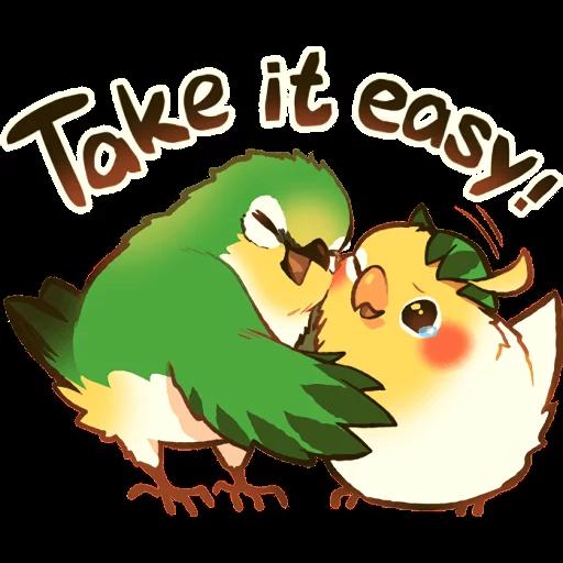 Bird2 - Sticker 20
