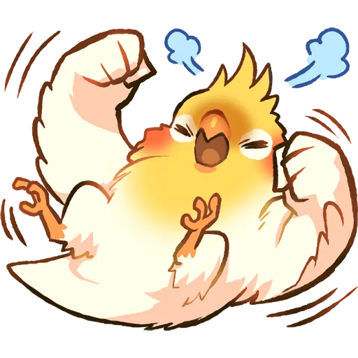 Bird2 - Sticker 28