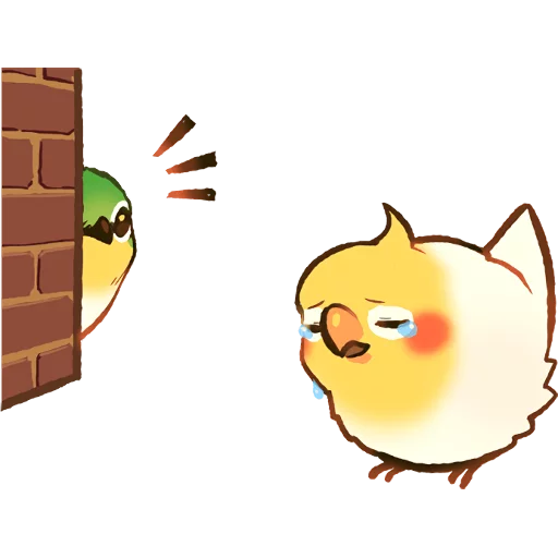 Bird2 - Sticker 17