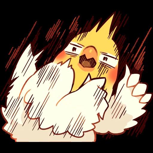 Bird2 - Sticker 7