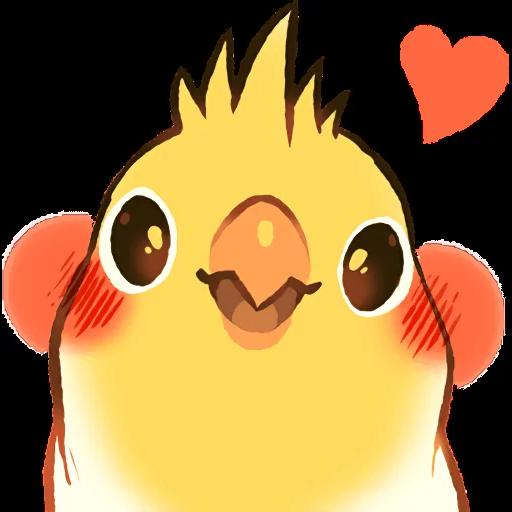 Bird2 - Sticker 12