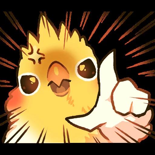 Bird2 - Sticker 26
