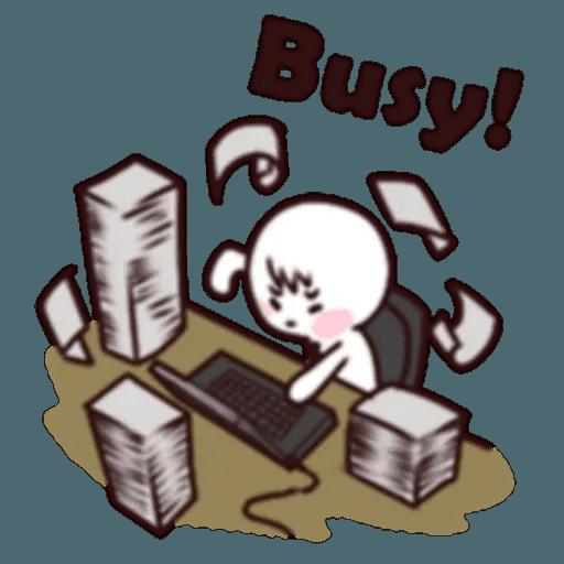 Work Work Work - Sticker 4