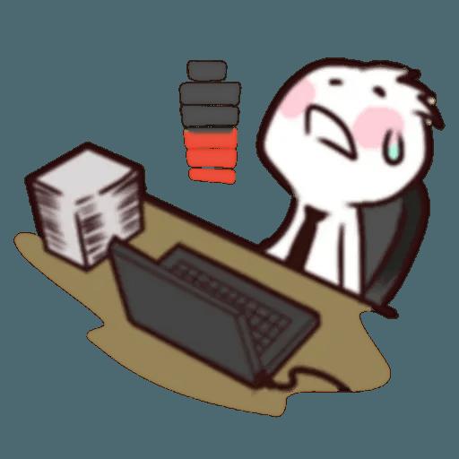 Work Work Work - Sticker 6