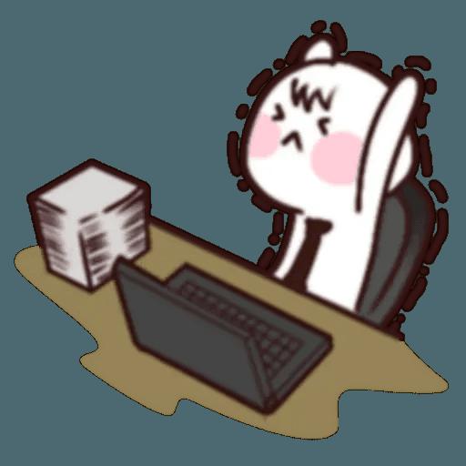 Work Work Work - Sticker 7