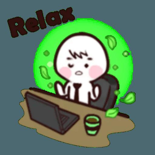 Work Work Work - Sticker 27