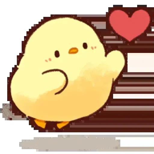 chick pio (N)(Second pack) - Sticker 22