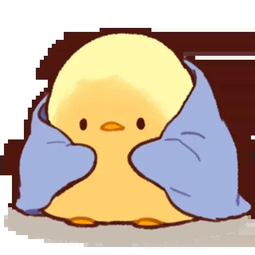 chick pio (N)(Second pack) - Sticker 2
