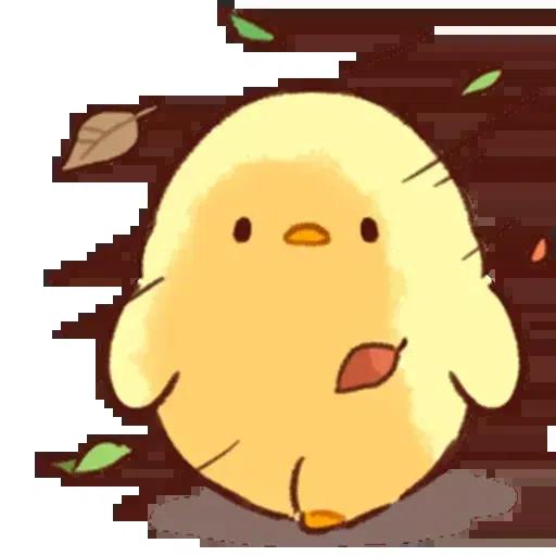chick pio (N)(Second pack) - Sticker 24