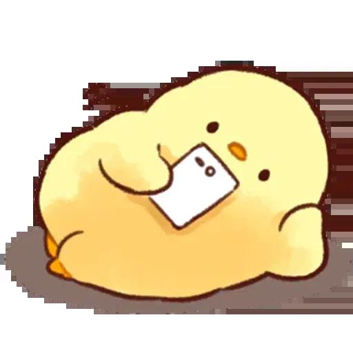 chick pio (N)(Second pack) - Sticker 17