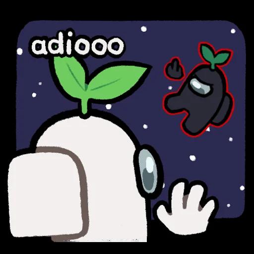 Amonjas - Sticker 15