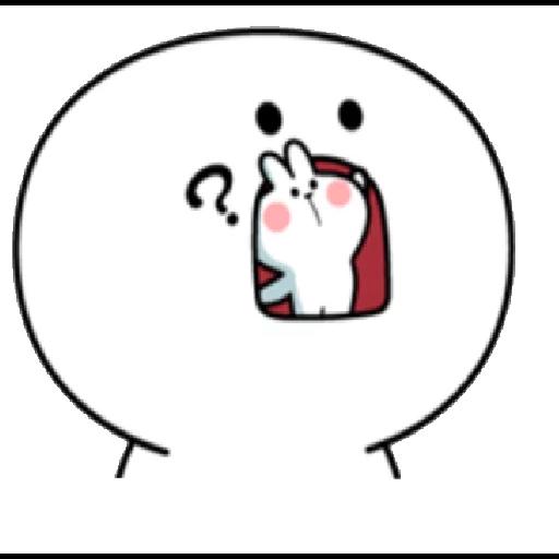 Rabbit 1 - Sticker 14