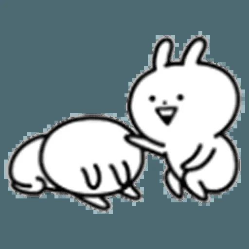 Rabbit 1 - Sticker 22