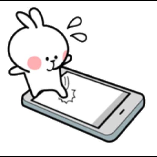 Rabbit 1 - Sticker 19