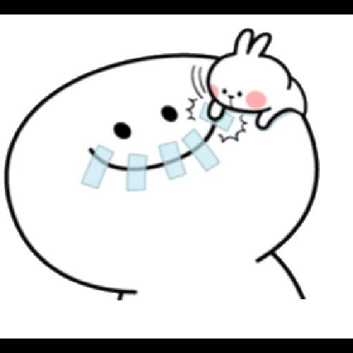 Rabbit 1 - Sticker 13