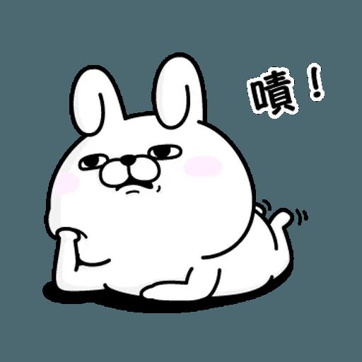 Rabbit100% - Sticker 12