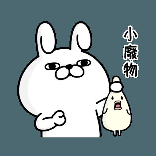 Rabbit100% - Sticker 16