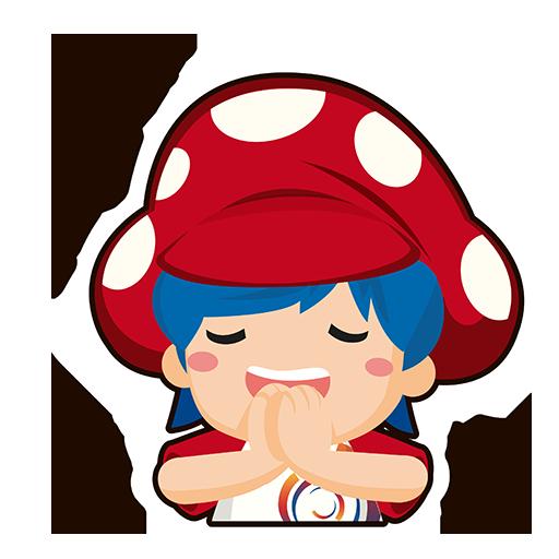 Glu仔glu女陪你抗高血糖  - Sticker 8