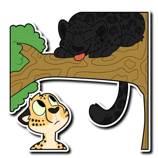 Furry 6 - Sticker 10