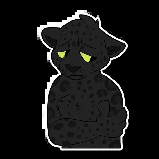 Furry 6 - Sticker 2
