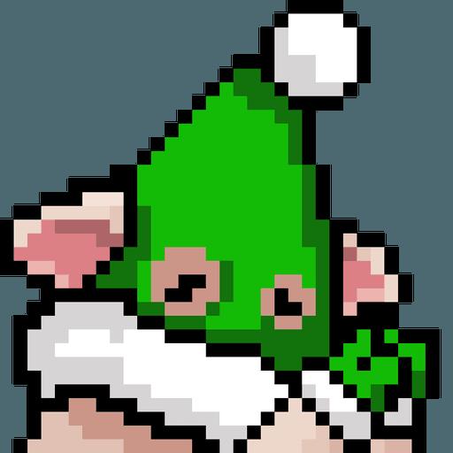 LIHKG PigXmas - Sticker 5