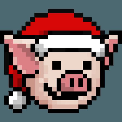 LIHKG PigXmas - Sticker 1
