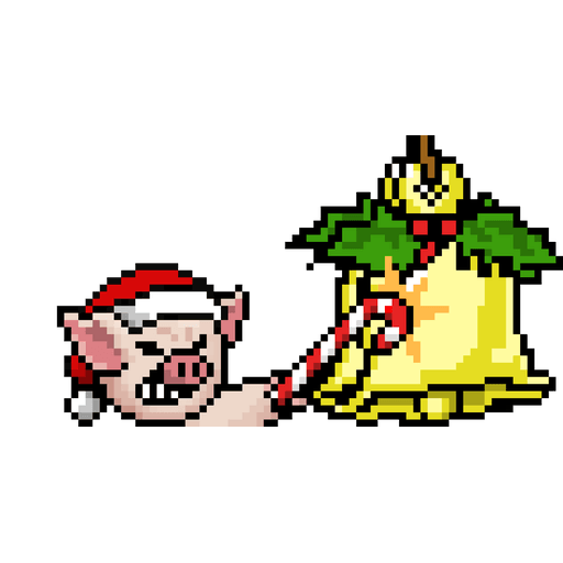 LIHKG PigXmas - Sticker 28