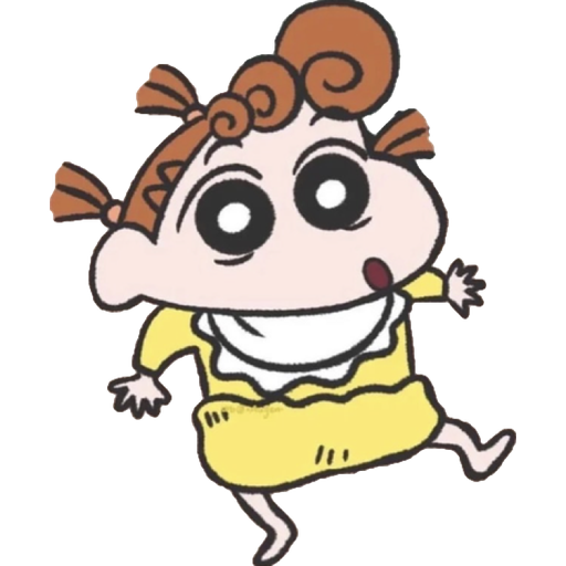 小葵 蠟筆小新妹妹 野原葵 Himawari shinchan 4 - Sticker 12