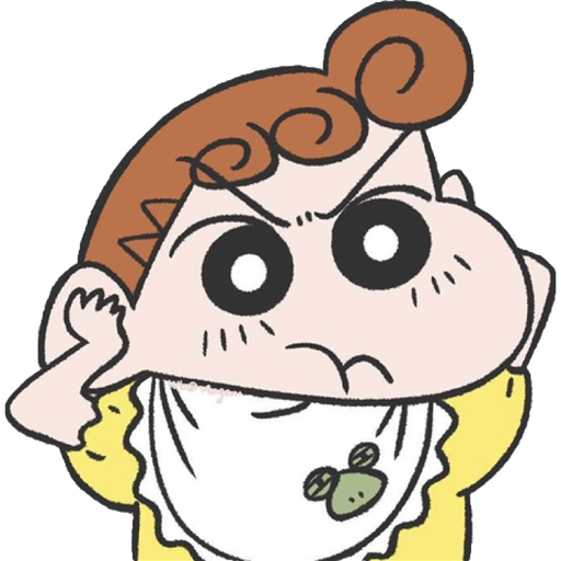 小葵 蠟筆小新妹妹 野原葵 Himawari shinchan 4 - Sticker 7