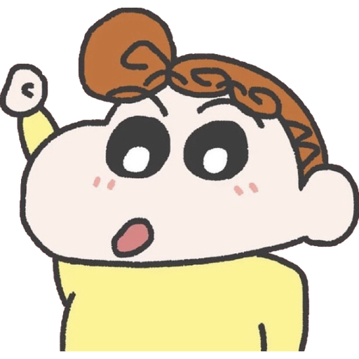 小葵 蠟筆小新妹妹 野原葵 Himawari shinchan 4 - Sticker 13