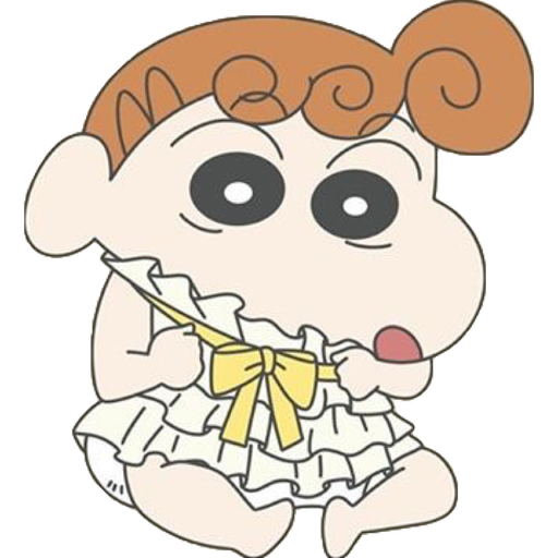 小葵 蠟筆小新妹妹 野原葵 Himawari shinchan 4 - Sticker 14
