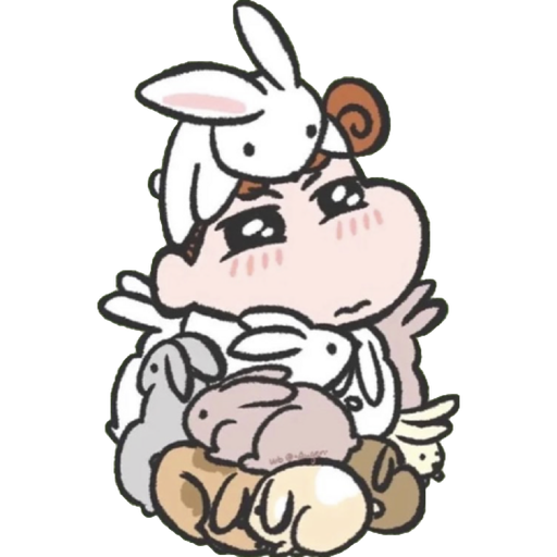 小葵 蠟筆小新妹妹 野原葵 Himawari shinchan 4 - Sticker 4