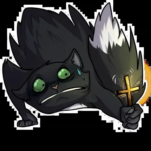 Warrior Catz - Sticker 6