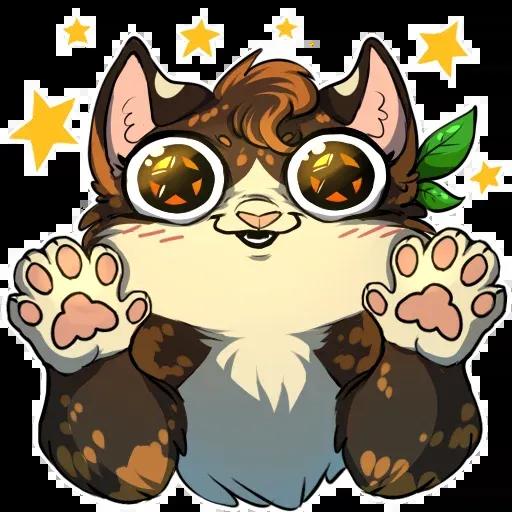 Warrior Catz - Sticker 11
