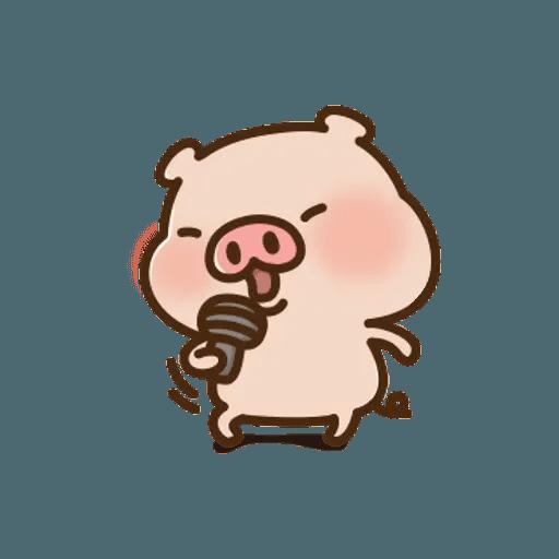 豬豬寶貝 - Sticker 1