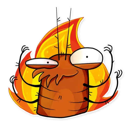 Cucaracha - Sticker 20