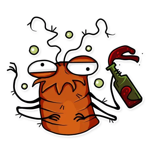 Cucaracha - Sticker 24