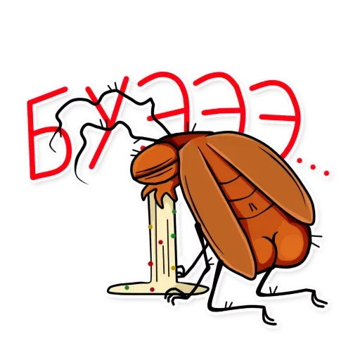 Cucaracha - Sticker 28
