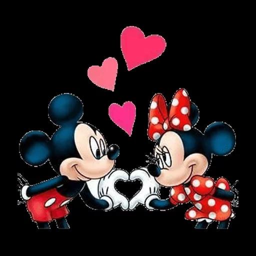 mickey_and_minnie_couple3 - Sticker 20