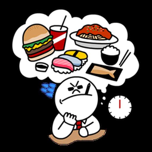 Working man - Sticker 29