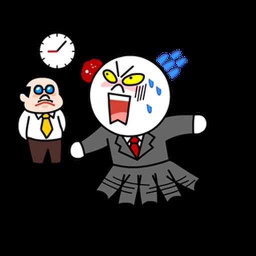 Working man - Sticker 22