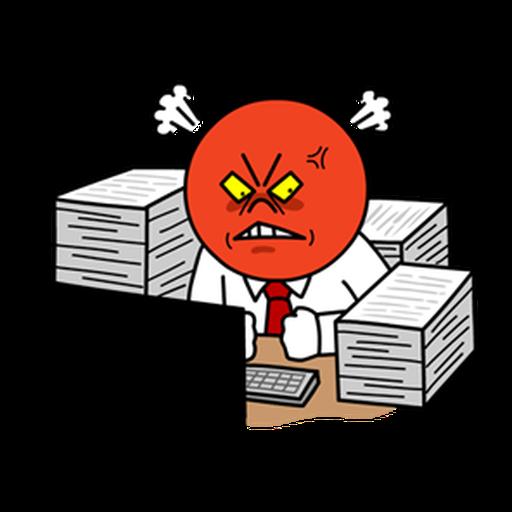 Working man - Sticker 27