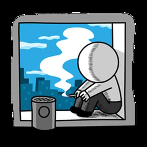 Working man - Sticker 12