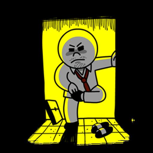 Working man - Sticker 14