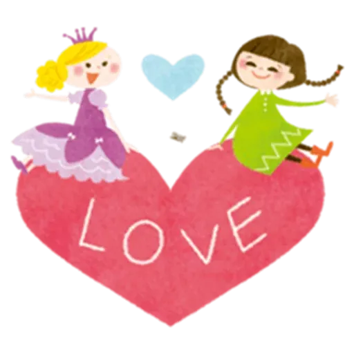 Lovelyfriend - Sticker 3