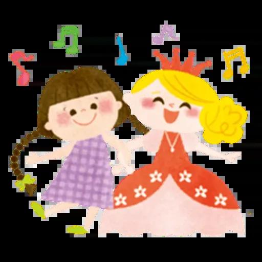 Lovelyfriend - Sticker 7