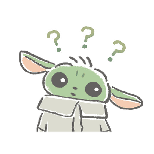 BB Yoda - Sticker 22