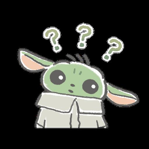 BB Yoda - Sticker 22
